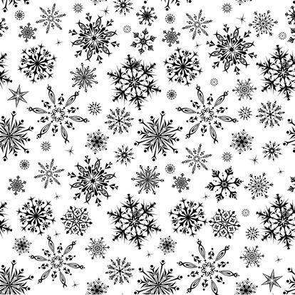 Have - Cover A Card Snowflakes CC066 - Impression Obsession (note there is another one with same ...