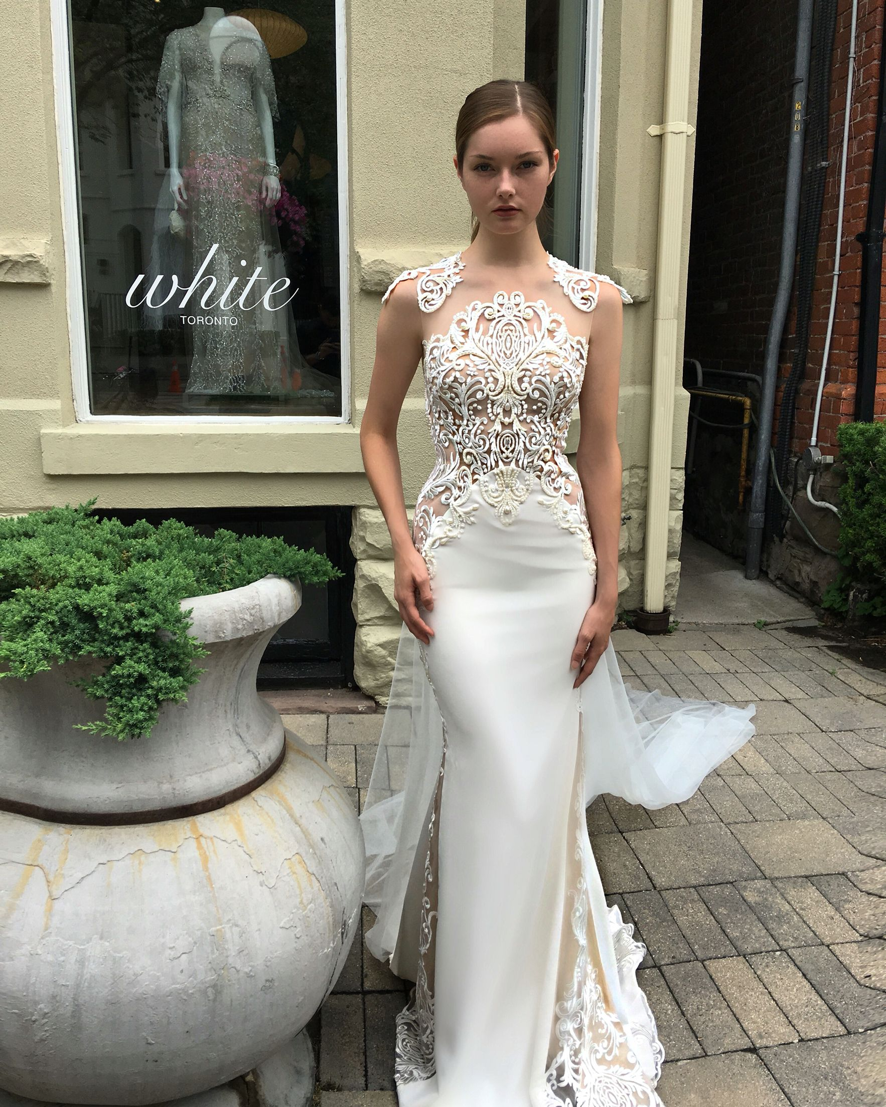 BERTA beauty from our Toronto trunk show at White Toronto | BERTA ...