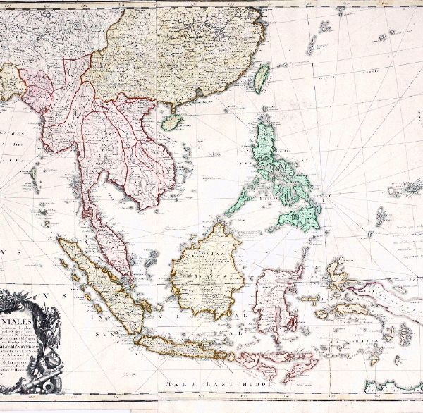 Nantique map southeast asia by homann heirs1748carte des indiae nantique map southeast asia by homann heirs1748carte des indiae orientalis antique mapssoutheast asia sciox Gallery