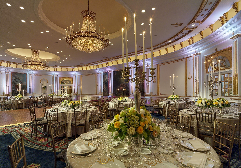 Ballroom Event | Palace wedding, Nyc wedding