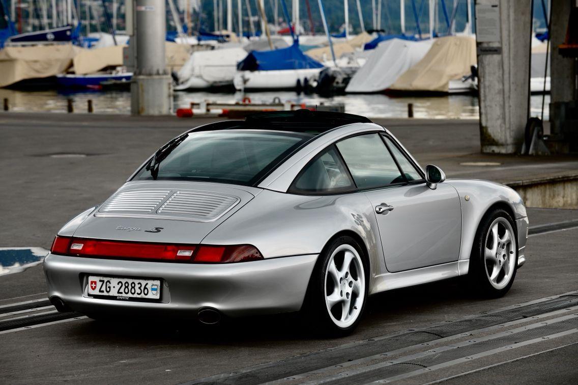 The One And Only 993 Targa 4s Vintage Porsche Porsche 911 Targa Porsche 993