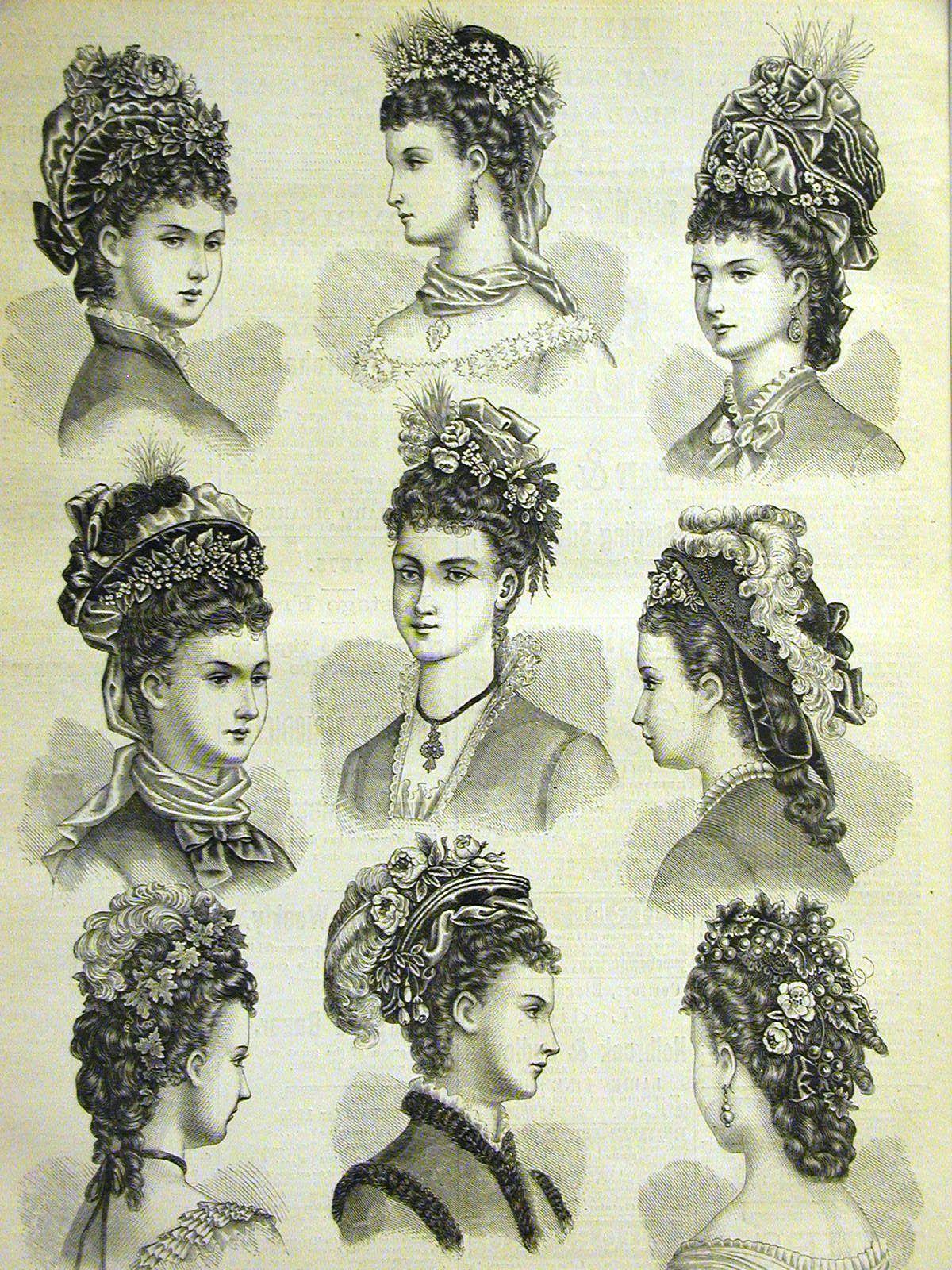 2019 year look- Fashion victorian hats