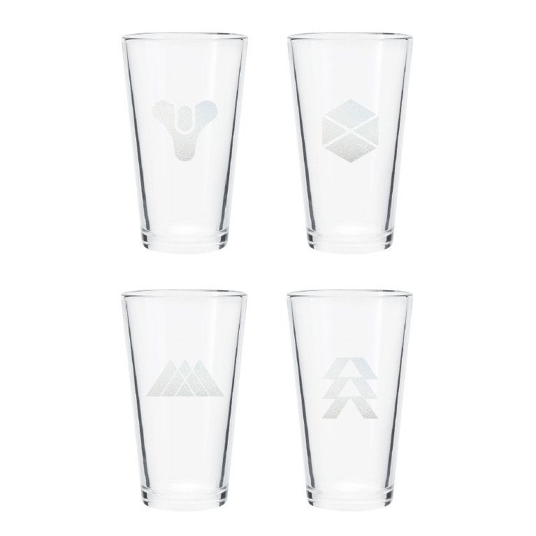 For Rob Guardian Class Pint Glasses - etch my own - would be - rückwände für küchen aus glas
