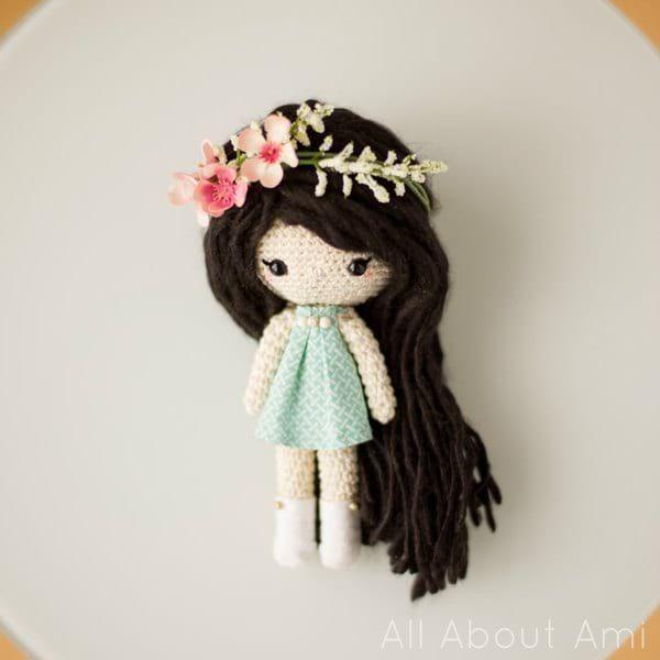 Primrose Crochet Dolls - All About Ami