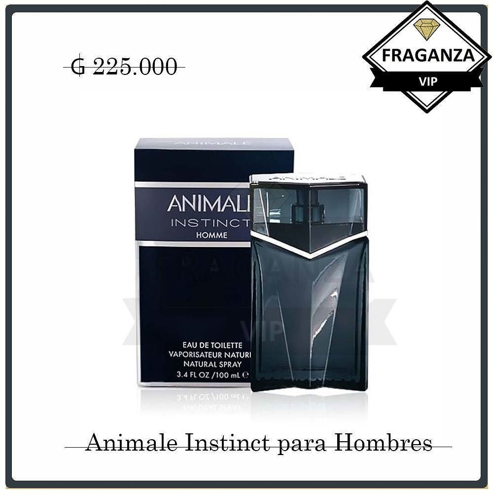 25c9dd488bc PERFUME PARA HOMBRES Animale Instinct Animal Instinct es un perfume nuevo y  salvaje. La fragancia