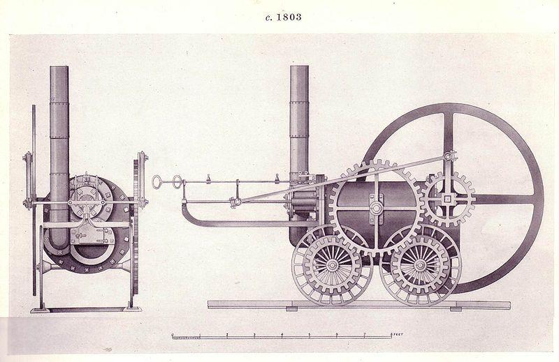 Locomotora De Vapor Locomotora Vapor Tren Antiguo