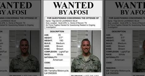 osCurve News: Air Force Searching for Airman Who Disappeared Day...