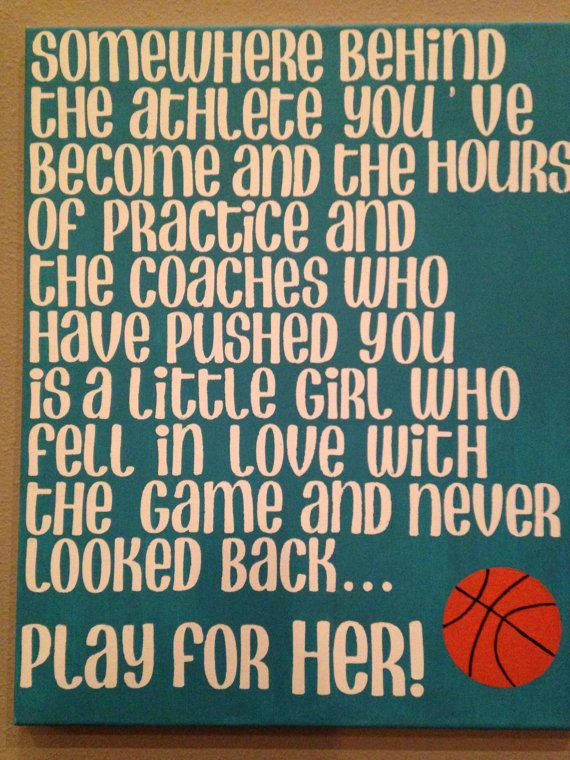 Hand Painted Canvas Somewhere Behind The Athlete Mia Hamm Quote With The Option To Personalize Colors Mia Hamm Quotes Hand Painted Canvas Usa Soccer Women
