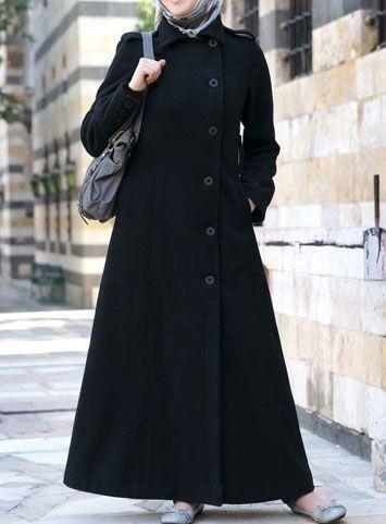 a991c780d6b6f Nasirah Woolen Coat