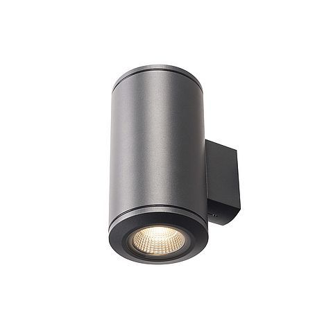 Aussenlen Edelstahl pole parc up led wall l
