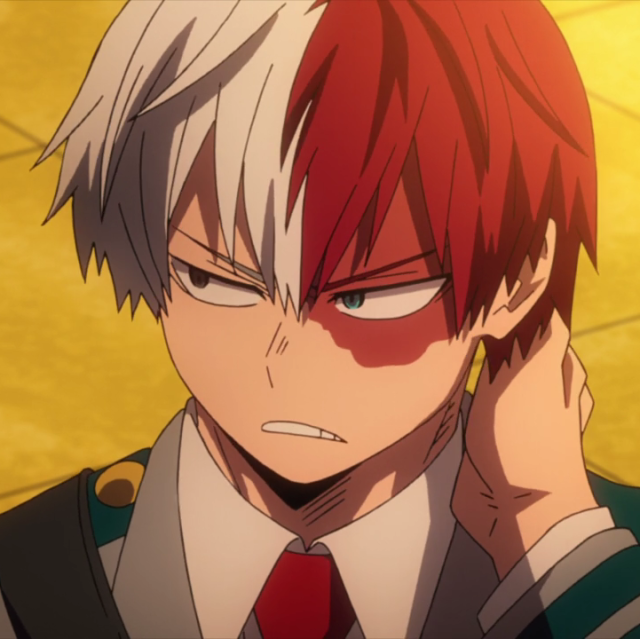 Todoroki Tumblr My Hero Academia Manga Cute Anime Character Hero