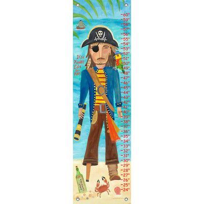 Oopsy Daisy Pirate Growth Chart
