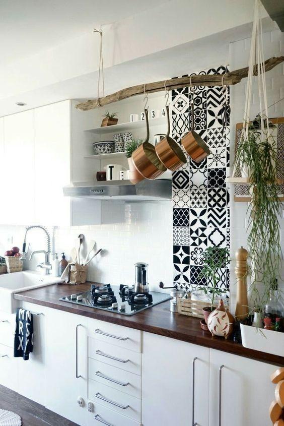25 möglichkeiten boho chic stil in der küche abzuziehen abzuziehen kuche moglichkeiten on boho chic kitchen diy id=69257