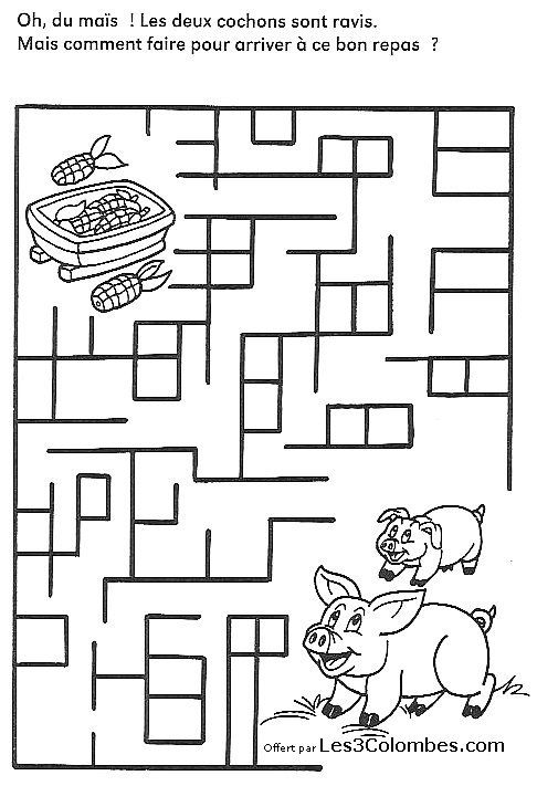 Labyrinthe dessin 39 prodigal son maze preschool et prodigal son - Dessin labyrinthe ...