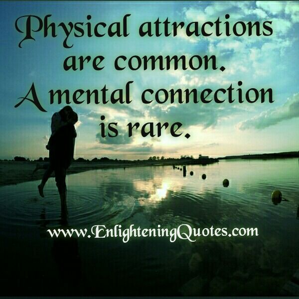 Physical attractions are common (With images) | Physical ...