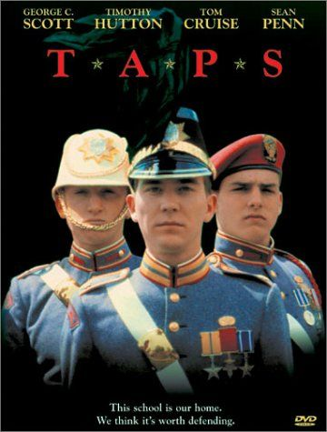 Image result for taps movie poster