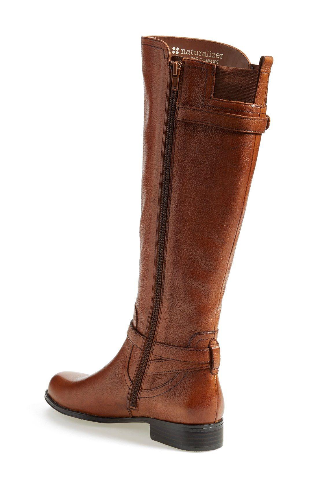 0a09c3e5dac1 Naturalizer  Jennings  Knee High Boot (Women) (Wide Calf ...