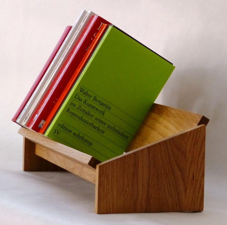 Schreibtisch-Bücherregal von arbor-felix