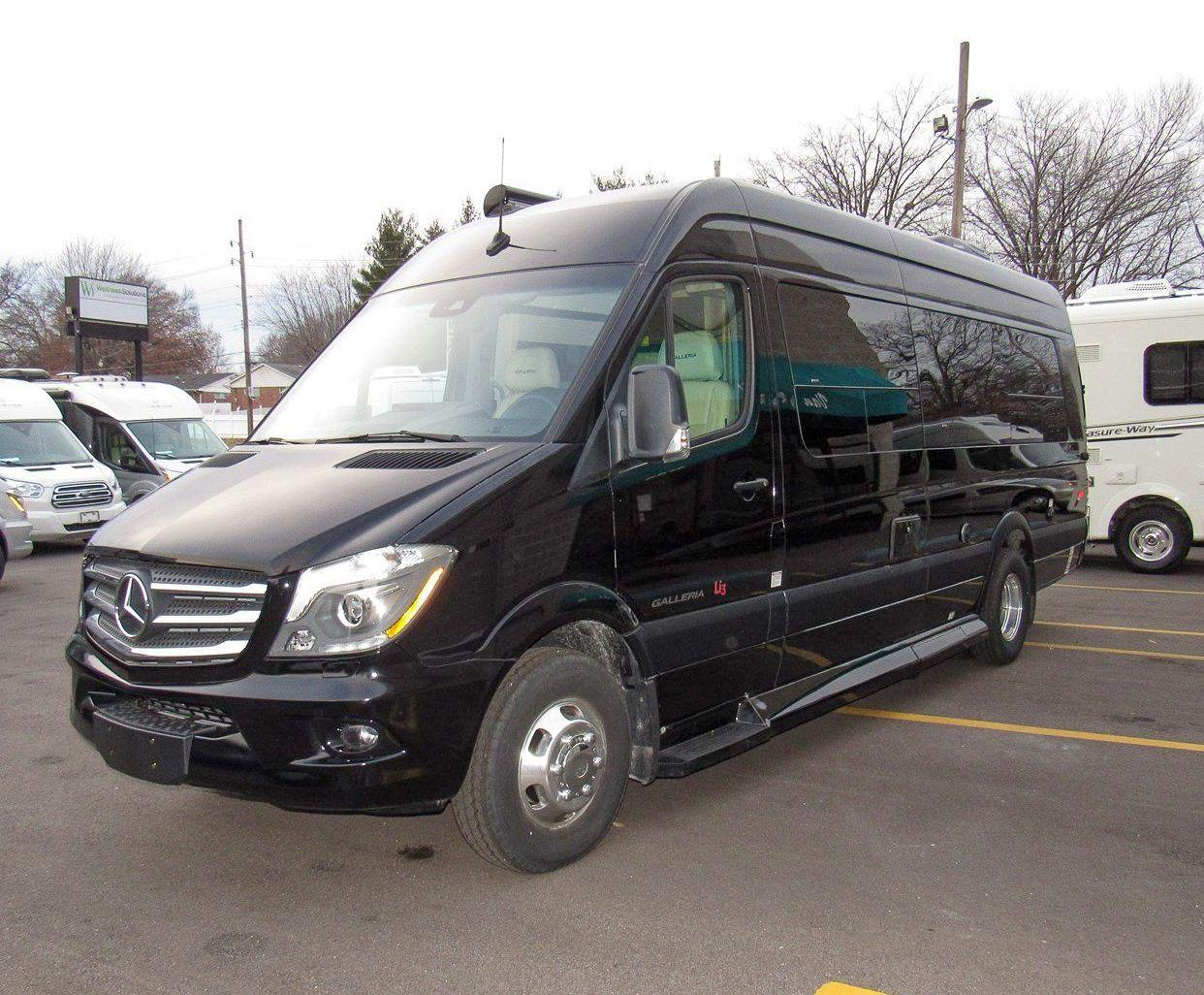 2019 Coachmen Galleria 24q 2645 Leisure Travel Vans Used Rvs
