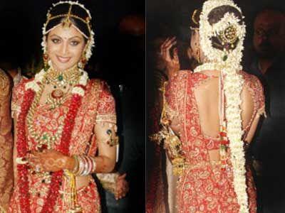 Shilpa Braid Aishwarya Rai Wedding Pictures Hairdo Wedding Bride Hairstyles
