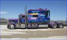 Led Lights For Semi Trucks >> Led Truck Lights Peterbilt Kenworth Freightliner Semi