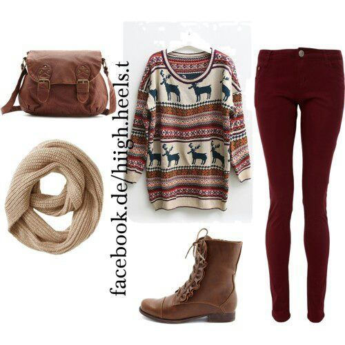 Winter clothes tumblr girls