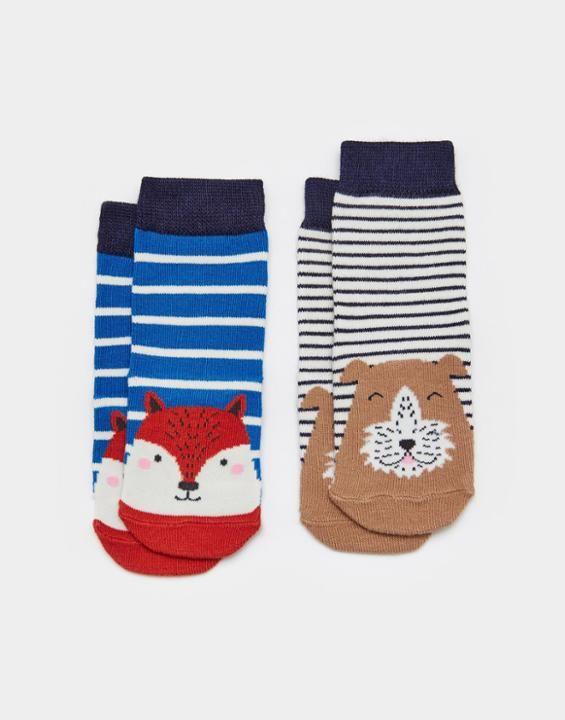 Joules Baby Boys Neat Feet Socks
