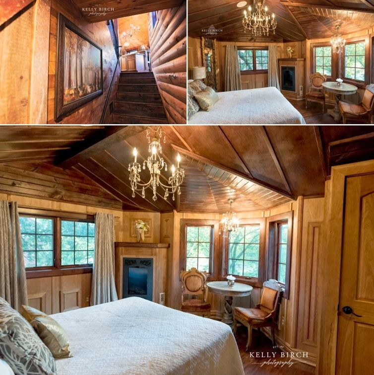 Breathtaking Honeymoon Suite Treehouse Minnesota Adventure Wedding Photographer Tree House Honeymoon Suite Farm Cottage