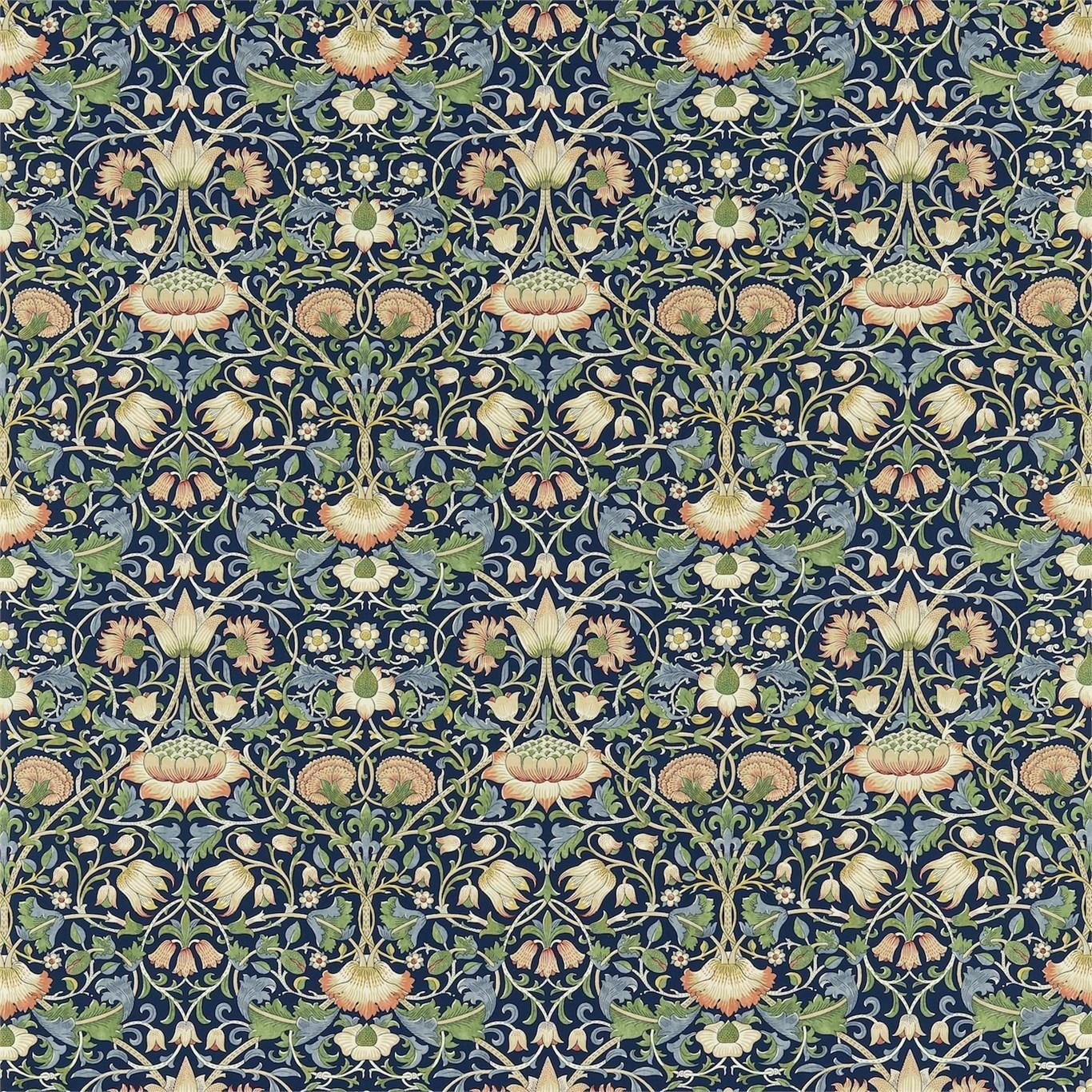 William Morris and Co DARP222521 Lodden Fabric   Archive ...