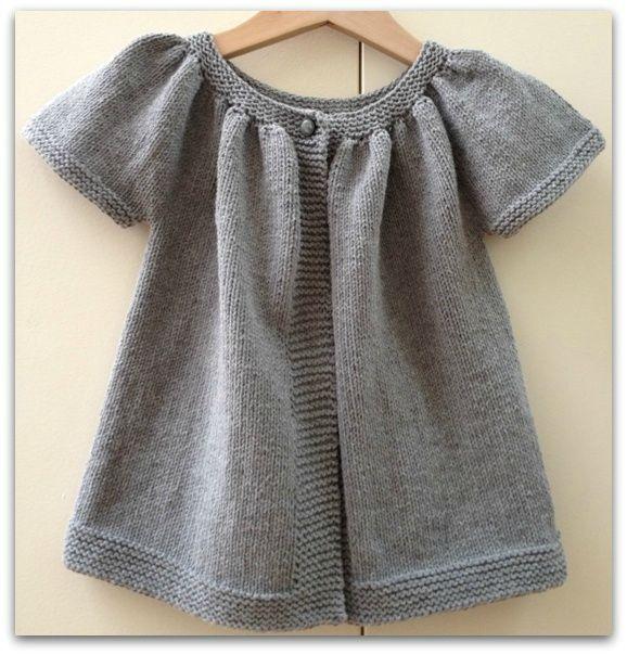 modeles tricots enfant