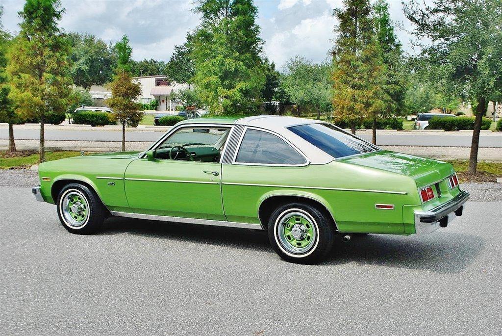 1976 Chevrolet Nova Concur V8 Auto Chevrolet Nova Chevrolet Chevy Nova