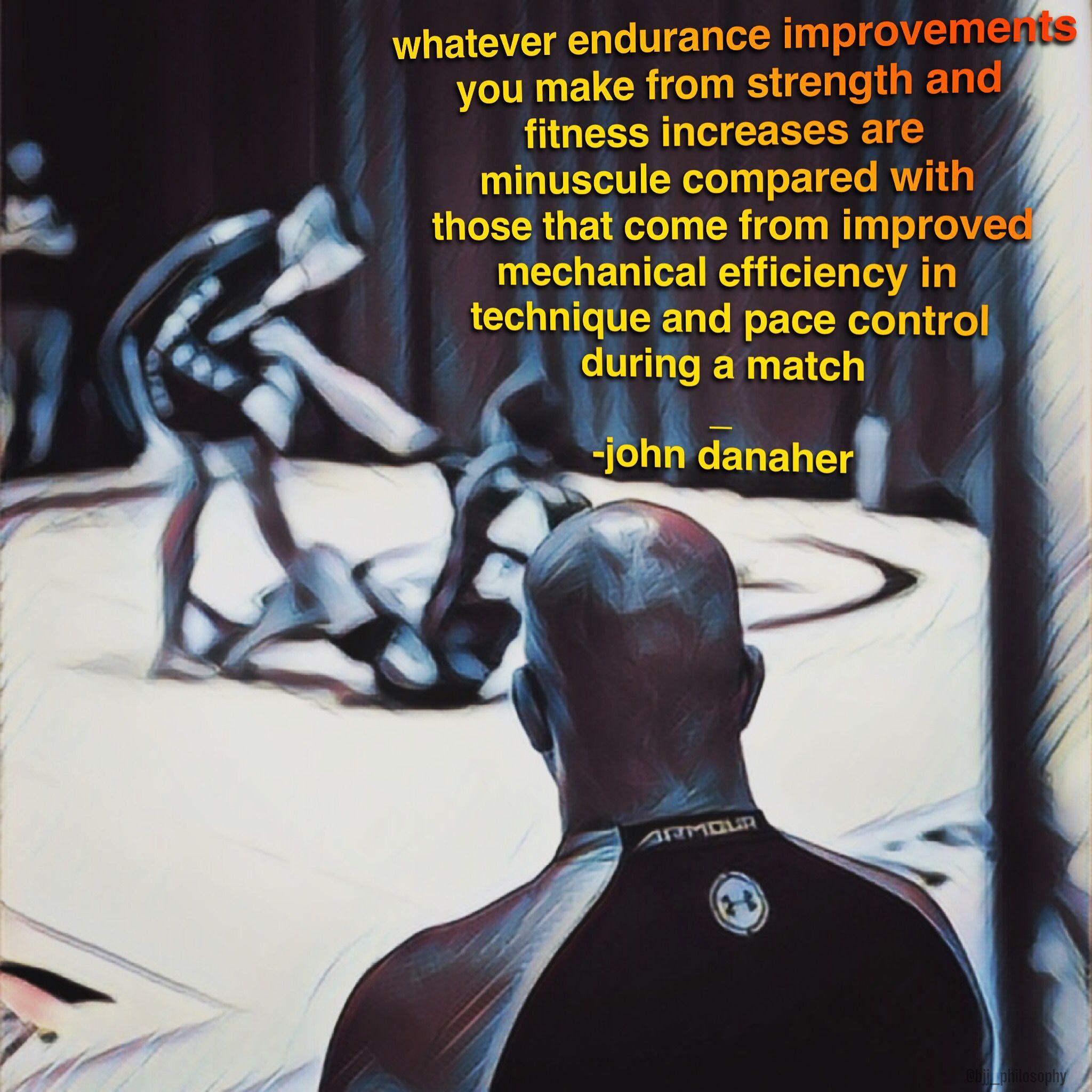 Jiu Jitsu Quotes John Danaher Brazilian Jiujitsu Quote Bjj  Bjj_Philosophy