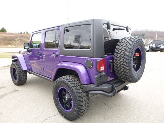New 2016 Jeep Wrangler Unlimited For Sale Near Pittsburgh In Cranberry Twp Stock Q6651 Purple Jeep Purple Jeep Wrangler Jeep Wrangler