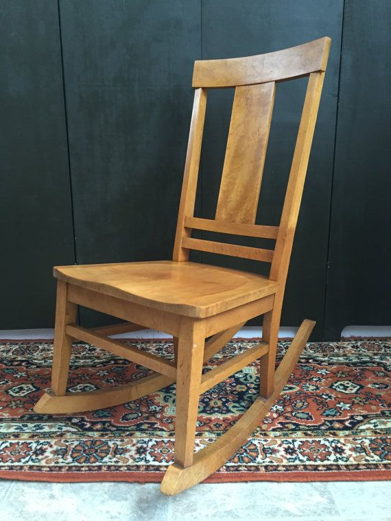 Swell Antique Heywood Brothers Wakefield Co Curly Birdseye By Ncnpc Chair Design For Home Ncnpcorg