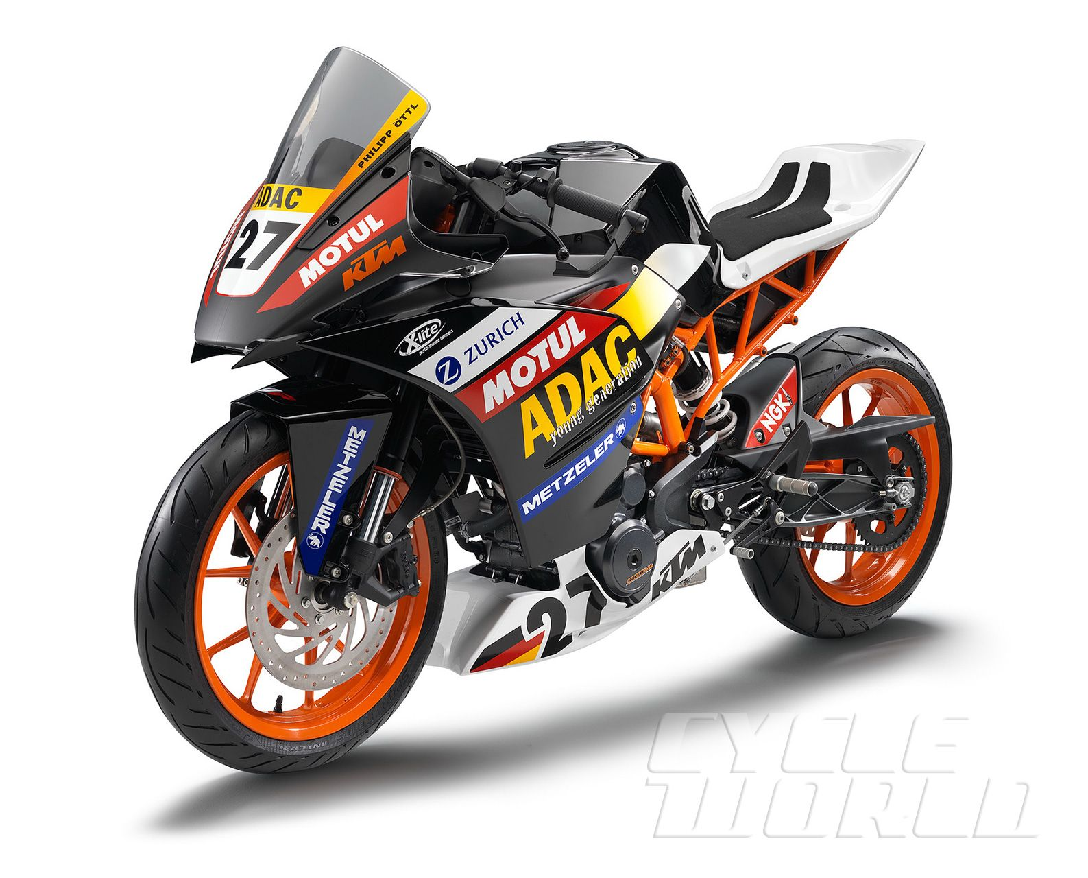 Ktm Rc390 Cup First Look