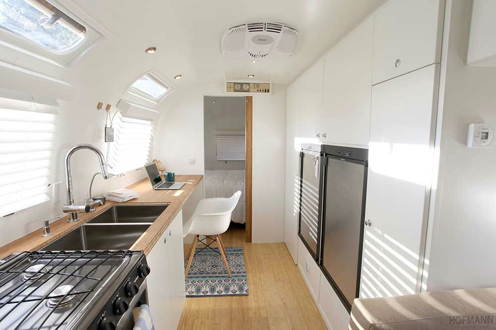 1972 Airstream Sovereign 31 - California | Vintage Campers N