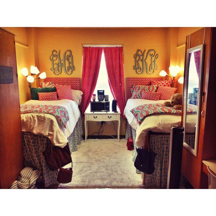 Ole Miss Dorm Room Crosby Bedding By Décor 2 Ur Door Designer Headboard