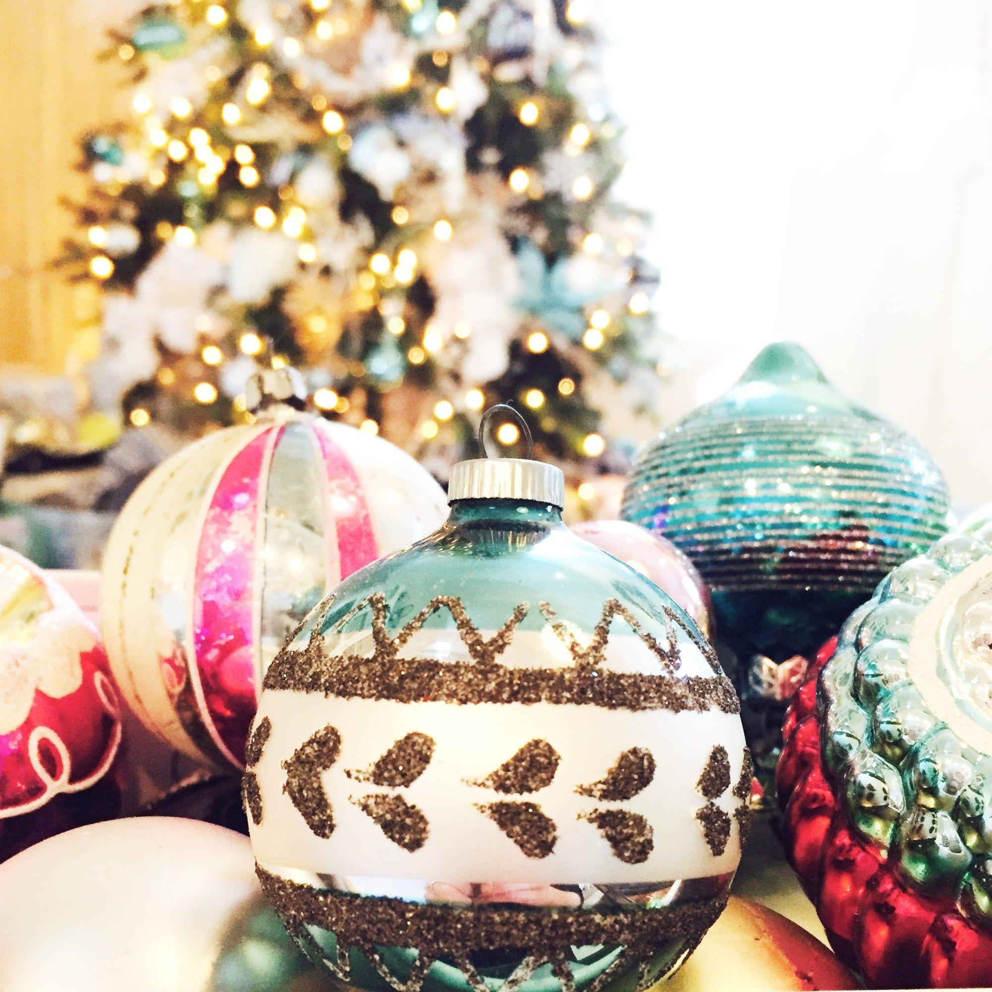 15++ Glitzy christmas tree decorations inspirations