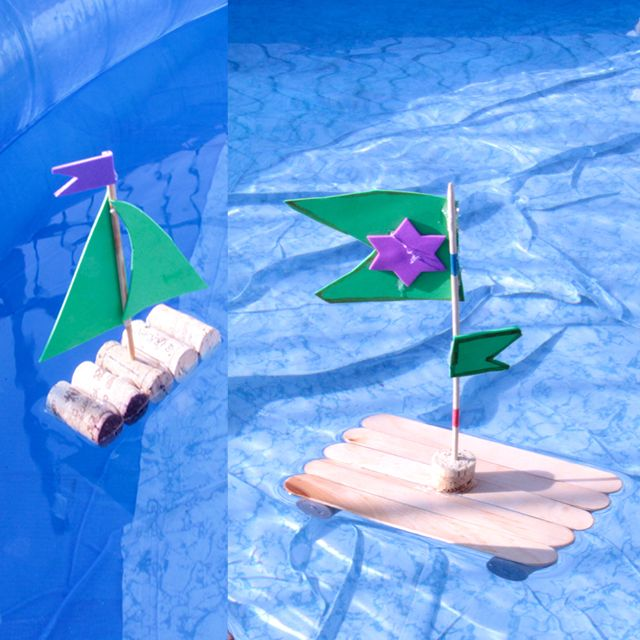 how to build a boat out of popsicle sticks