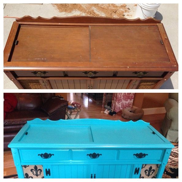 New Life To An Old Record Player Stereo Cabinet With Images
