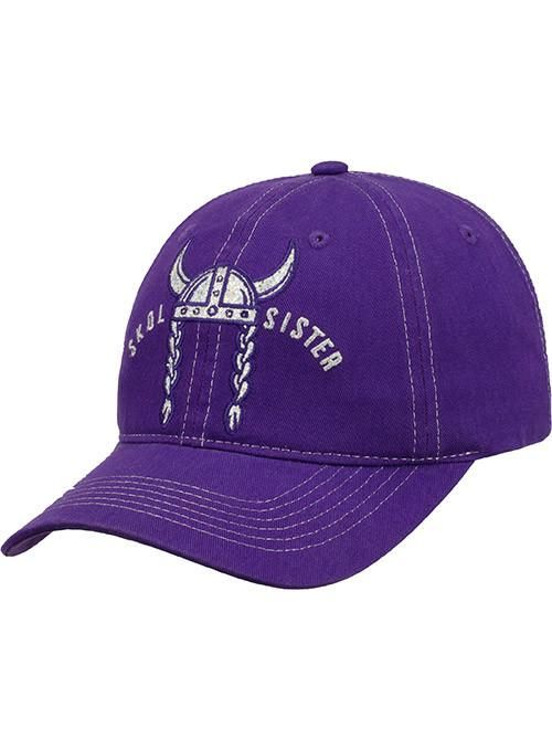 549135086cb Vikings SKOL Sister Hat