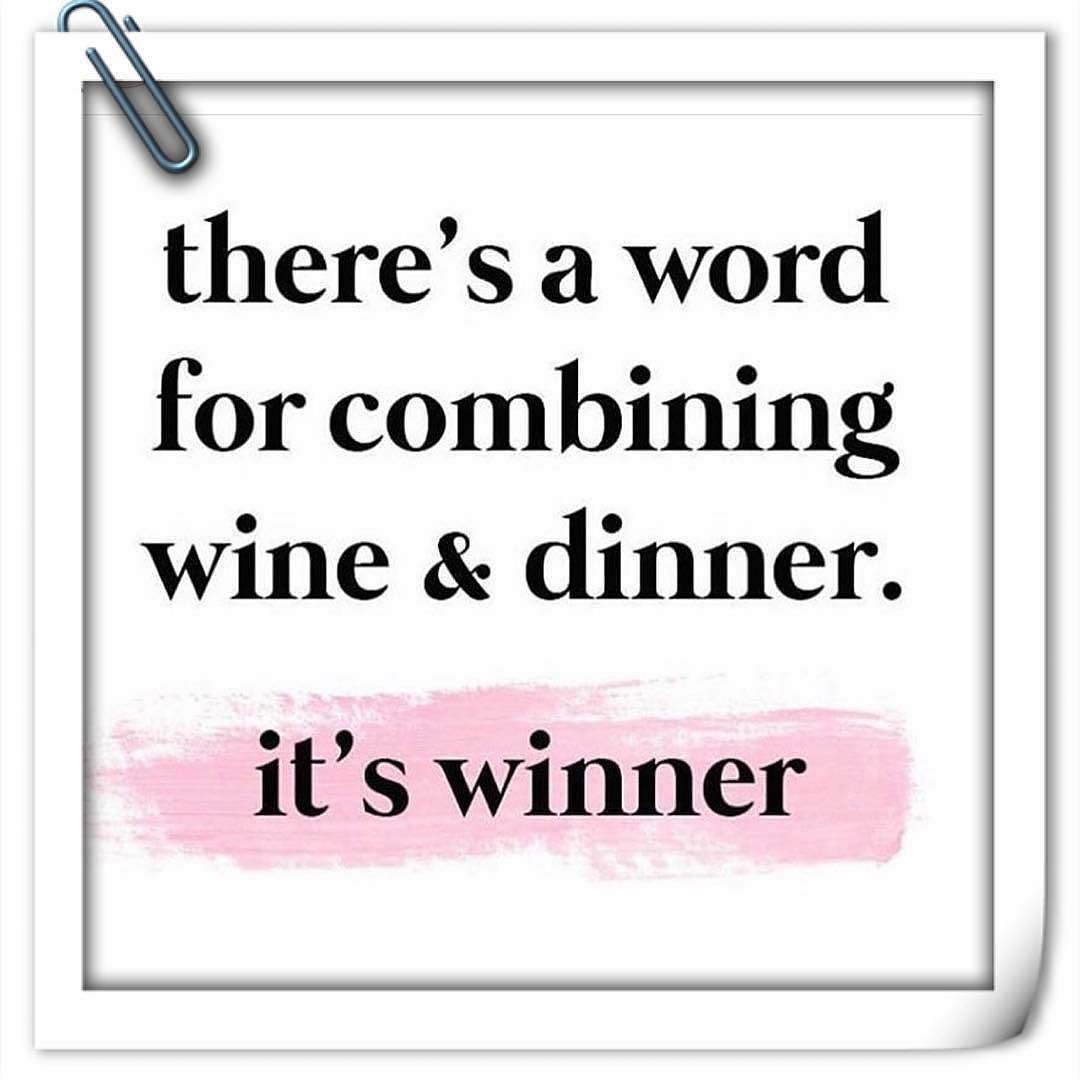Winner Wine Wednesday!!! Winequote CocktailsNfitness