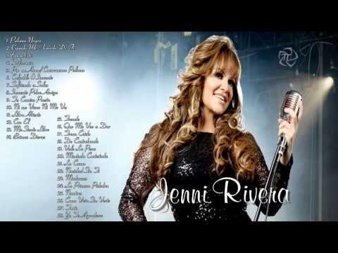 Jenni Rivera Sus Mejores Éxitos (MIX) - 2015 - YouTube