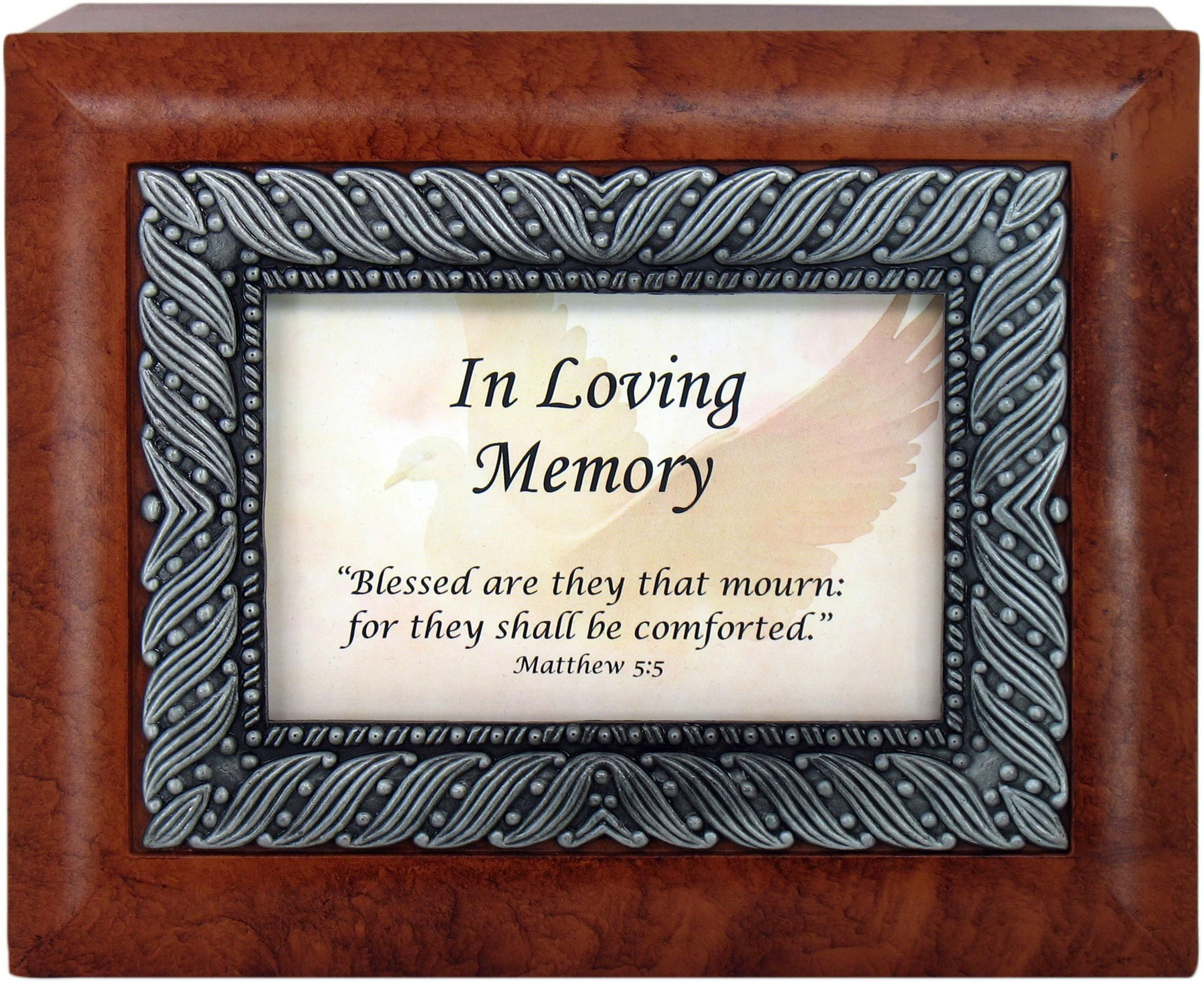 Short Quotes in Memory