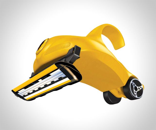 The HeadBlade, this would be a great gift for Jere, I wonder if it works?