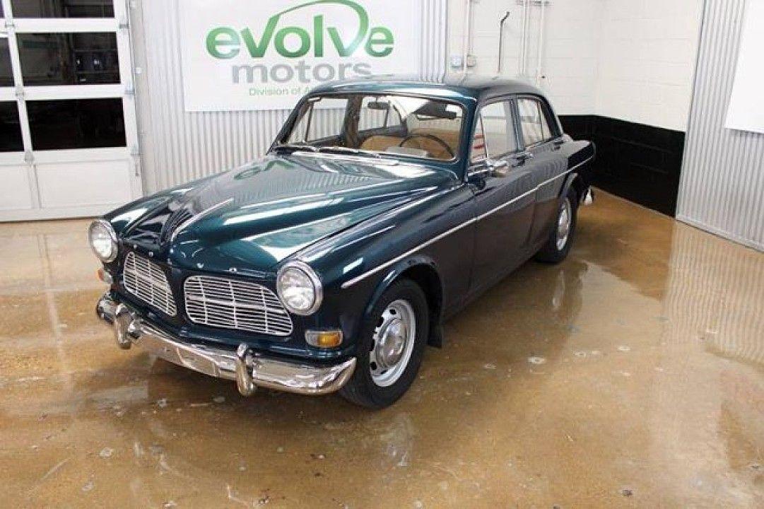 1966 Volvo 122S for sale near Chicago, Illinois 60618