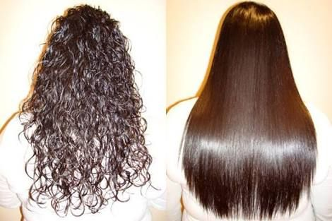 Pin by nancy on Straight perm | Hair and beauty salon