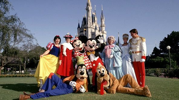 Have always wanted to go to Disney World