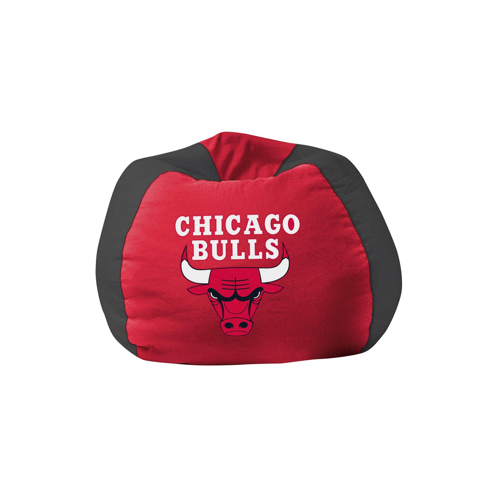 Amazing Brand 158 Nba Bean Bag Chicago Bulls Products Bean Bag Alphanode Cool Chair Designs And Ideas Alphanodeonline
