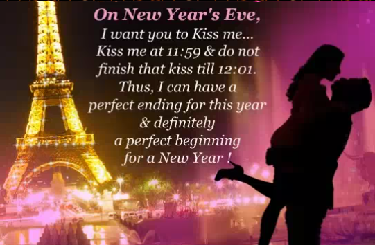 new year eve romantic wishes for her